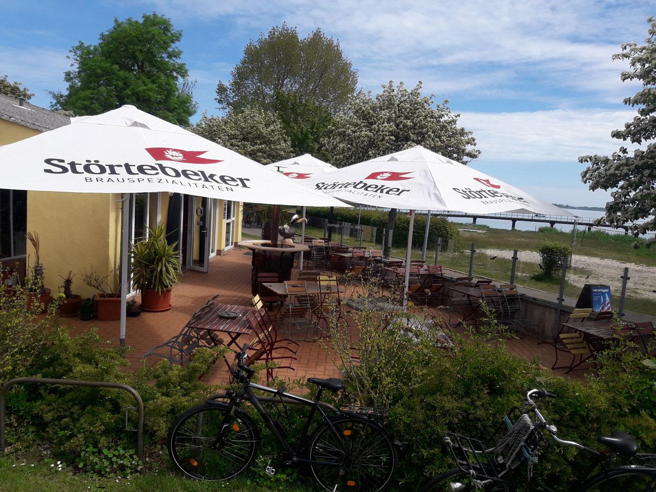 Dronte Bar Dranske auf Rügen