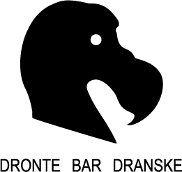 Logo Dronte Bar Dranske auf Rügen